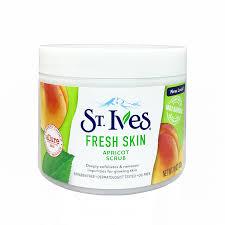 st ives fresh skin apricot scrub 283g