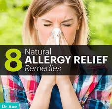 8 natural allergy relief remes dr axe