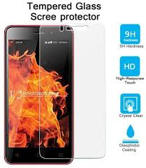 tempered glass for lyf f1 flame 1