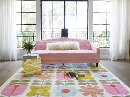 Kids Floral Botanical Area Rugs Luxedecor