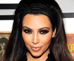 kim kardashian eye makeup and selena