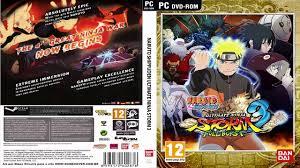 Naruto Shippuden Ultimate Ninja Storm 3 Full Burst Download Free ...
