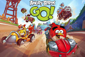 Rovio takes on 'Mario Kart' with 'Angry Birds Go' - The Verge