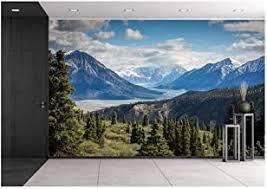 Amazon Com Mountain Wall Murals