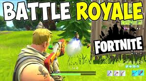 Fortnite BATTLE ROYALE - PUBG with Base ...