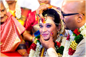 fiery south indian tamil wedding by