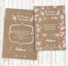 Kit Primera Comunion Rustica Romantica Imprimibles Personalizables