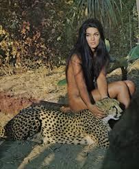 Gungala la vierge de la jungle de Romano Ferrara (avec Kitty Swan ...