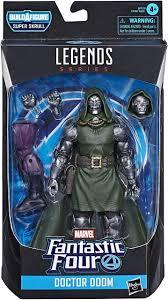 Hasbro Marvel Fantastic Four Legends Series 6 Doctor Doom Action Figure Your Favorite T Shirts