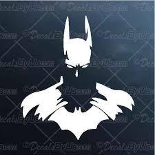 Dark Knight Decal Dark Knight Car Sticker Lowest Prices