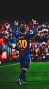 here s an amazing messi wallpaper