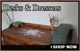 Desk Dresser Decals