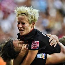 Megan Rapinoe hit a perfect cross to Abby Wambach in the 2011 World Cup -  Outsports