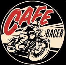 thr powers cafe racer