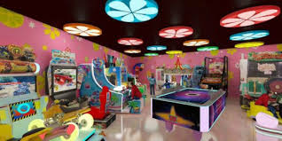 China 200 Square Meter Funny Fantastic Game Room For India Pakistan Kenya Africa Kids Adult Game Zone China Arcade Game Machine And Video Game Machine Price