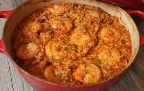 Brown Rice Jambalaya with Shrimp ...