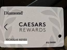 caesars diamond celebration dinner