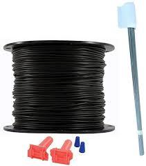 Amazon Com Starsun Depot Heavy Duty Boundary Kit 18 Gauge Wire 500 Ft Home Kitchen