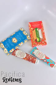 pacifica perfume lotion and wipes