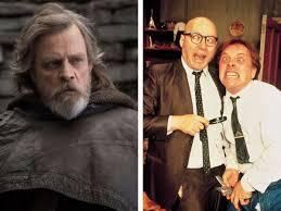Star Wars legend Mark Hamill GUSHES over Devon's Ade Edmondson in ...
