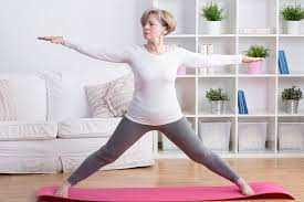 free exercise videos for over 50s you