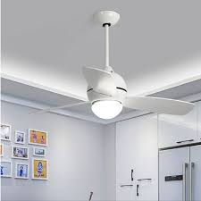 Best Promo 650b 220v Ceiling Fans With Lights 36inch Kid Ceiling Fan Light Children Room Fan Light With Remote Controller Bedroom Ceiling Fans Cicig Co