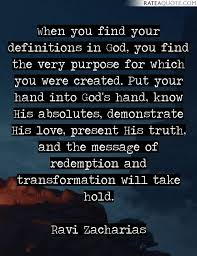 quotes about purpose of god quotes