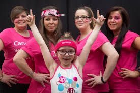 Consett family form front line fight against cancer   The Northern Echo