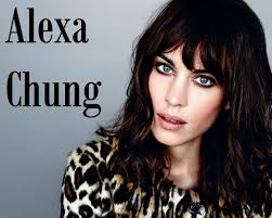 Why doesn't Alexa Chung look Asian?