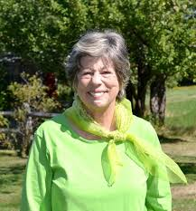 Wendy Ross (Abigail Adams photo) - The Lincoln County News