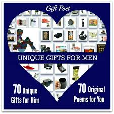 70 unique gifts for men paired with