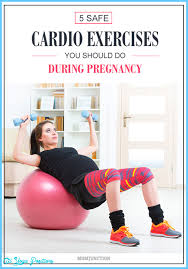best cardio workouts during pregnancy