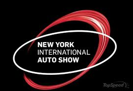 new york city auto show fred beans