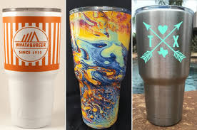 Yeti Cup Customization 10 Ideas To Make Your Tumbler Pop