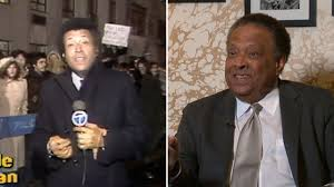 Former Eyewitness News reporter John Johnson on being one of the first  African Americans in the news business - ABC7 New York