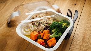 healthy meal prep delivery service is