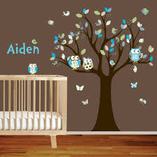 Pin By Ashley Hershberger On Maizy Grace Owl Baby Rooms Baby Wall Decor Boy Baby Boys Wall