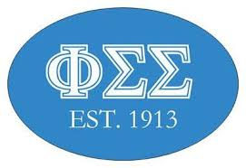 Phi Sigma Sigma Stickers M D Sorority Gifts