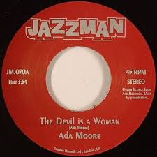 Ada Moore - The Devil Is A Woman (2008, Vinyl) | Discogs