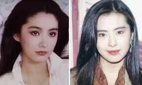 hong kong 90s makeup look