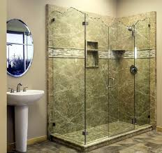 choose framed or frameless shower doors