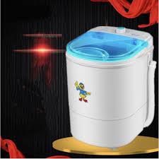 Máy giặt mini gia đình 4.5 Lít nhựa cứng thế hệ mới ...