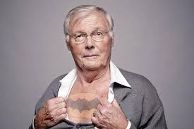 Adam West. Rest in peace, old chum... | Batman tv show, Batman and ...