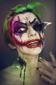 joker vs batman makeup sfx cosplay amino