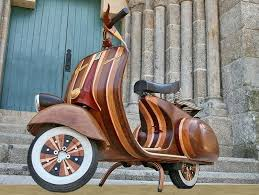 Steampunk Scooter