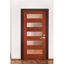 wood panel door design mahogany solid