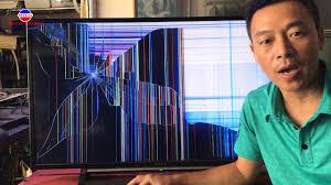 Video Này Tivi vỡ màn hình SỬA ĐƯỢC bạn nhé