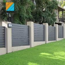 Powder Coated Aluminum Fence Panels