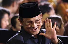 b j habibie s president and brilliant engineer who