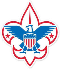 Amazon Com Ride In Style Boy Scouts Emblem Car Bumper Sticker Window Decal 5 X 4 Kitchen Dining